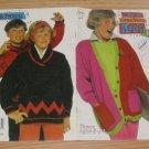 Patons 1991 Knitting Pattern Book Canadiana Kids 3 Book #659JJ