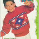 Patons Canadiana Kids 2 Knitting Pattern Book #658JJ
