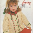 Patons Family Crochet Pattern Book #515