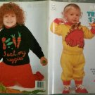 Patons 1989 Knitting Pattern Book #522 Trendy Togs designs for 9 mos to 4 years