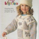 Patons 1995 Astra Bright Ideas Knitting Pattern Booklet #734CC