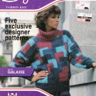 Phentex Signature Fashion Knit Pattern No.92525E