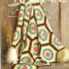 Prize Afghans Knit & Crochet Vintage Pattern Booklet