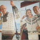 Reynolds Vintage Knitting Pattern Book Vol. 72