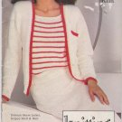 Simplicity Knitting With Style from Simplicity Striped Sweater Sets to Knit 0465