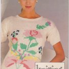 Simplicity Knitting With Style Pattern Book #0464 Conversational Prints to Knit
