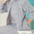 Simplicity 1986 Knitting With Style Pattern No.0455 Five Fabulous Pieces To Knit