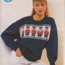 Sirdar Sweater Knitting Pattern #c8278