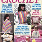 The Big Book Of Crochet 1987 Magazine Vol.4 No.1