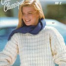 Tradition Collection Classique No.2 patterns to knit 5 Sweater Designs
