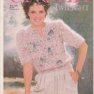 Unger 1984 Knitting Pattern Vol.328 Twilight