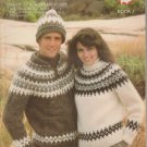 White Buffalo  Elenka Knitting Pattern Book 1