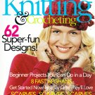 Woman's Day Specials Quick & Easy Knitting & Crocheting 2004 Issue Vol. X1V #3