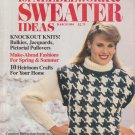 Woman's Day Super Special 101 Needlework & Sweater Ideas March 1984