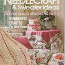 Woman's Day 101 Needlecraft & Sweater Ideas Magazine February 1989