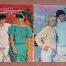 Zellers Bolero Knitting Pattern #Z109 for Worsted Weight Yarns