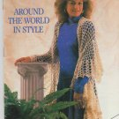 Annie's Wardrobe No.13 Around The World In Style 1987 Pattern Booklet