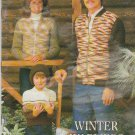 Annie's Wardrobe No.12 Winter Warmers 1986 Pattern Booklet