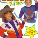 Bernat Kids Knitting Pattern Booklet #1263