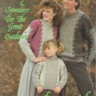 Brunswick Ballybrae Sweaters for the Great Outdoors 1984 Volume 846 Pattern Book
