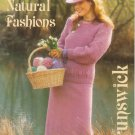 Brunswick Sequoia Natural Fashions 1982 Knitting Pattern Vol. 829