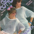 Brunswick Quick Cool Cottons Volume 861 Knit and Crochet 1986 Pattern Book