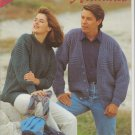 Yarns Brunswick 1993 Knitting Pattern Attitudes Volume 938