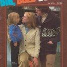 Bucilla Vintage 1975 Knitting & Crochet Pattern Book Vol. 495 Big Bold Bulkies