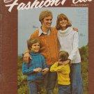 Bucilla Fashion Plus 1978 Knitting and Crochet Pattern Booklet Vol. 43