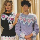 Yarns Brunswick 1991 Knitting Pattern Volume 918 Promenade