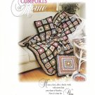 Coats Patons 1993 Crochet Pattern No.1112BB Comforts of Home