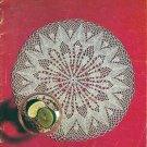 Coats & Clark 1978 Crochet Book No. 267 Fanciworks