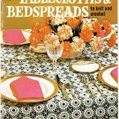 Coats & Clark's Book No193 Pricilla Tablecloths & Bedspreads to Knit and Crochet