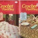 Coats & Clark's 1980 Book No. 104 Crochet Favorites old and new