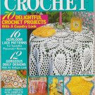 Country Crochet 1996 Magazine Vol. 11 No. 1