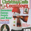 Crafts 'n Things Christmas Crafts Countdown 1999 Magazine
