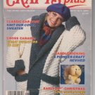 Crafts Plus The Home Arts Digest Sept/Oct 1986 Magazine