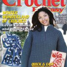 Crochet Fantasy Magazine Issue January 2001 Number 146