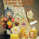 Crocheted Favorites & Originals of Jessie Abularach 1980 Pattern Book Volume Two