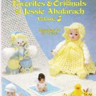 Crocheted Favorites & Originals of Jessie Abularach 1982 Pattern Book Volume 5