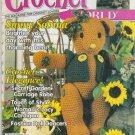 Crochet World Magazine October 1999 Volume 22 No. 5
