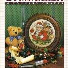 Cross Stitch & Country Crafts Nov Dec 1987 Magazine