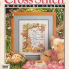 Cross Stitch & Country Crafts May June 1992 Magazine