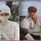 Emu Astrakhan Fashion Hand Knits Pattern Booklet 13 Designs