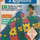 Favorite Afghans 1991 House of White Birches Magazine Super Afghan Special