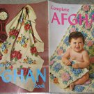Graphic Enterprises 1970 Afghan Pattern Book Complete Afghan Book