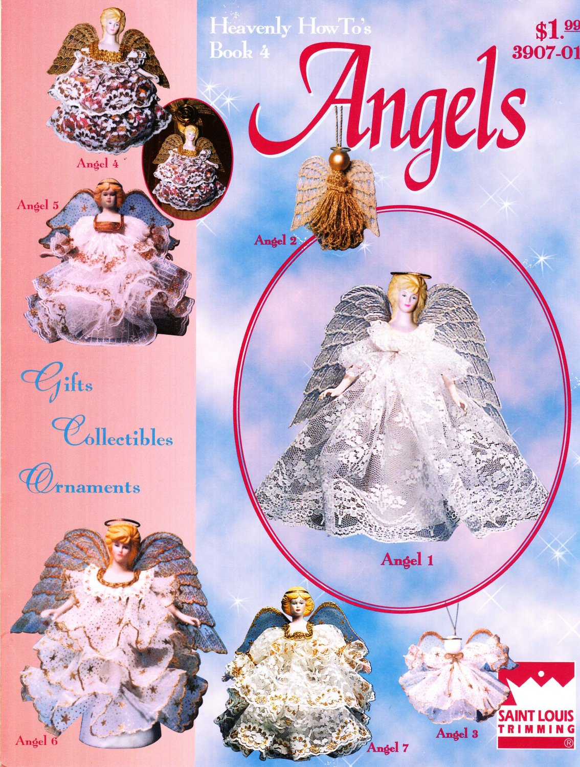 Heavenly How To's Book 4 Angels