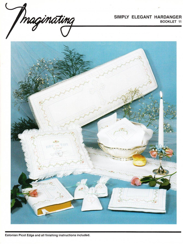 Imaginating Simply Elegant Hardanger Booklet 11