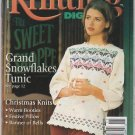 Knitting Digest Magazine Issue November 1997 Volume 19 Number 6
