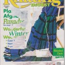 Knitting Digest Magazine Issue January 2003 Volume 25 No. 1